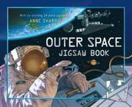 Outer Space Jigsaw Book