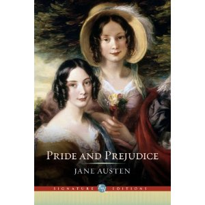 Pride And Prejudice: Barnes and Noble Signature Editions