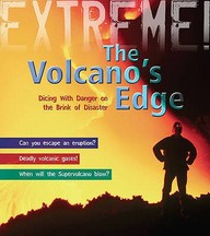 Extreme Volcano'S Edge Danger On The Brink Of Disaster