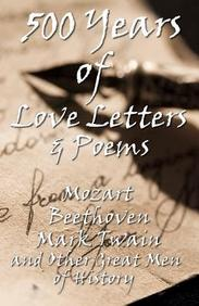500 Years of Love Letters & Poems