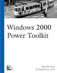 Windows 2000 Power Toolkit (Landmark (New Riders))