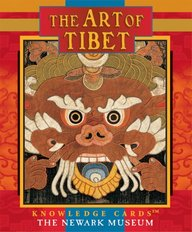 Art of Tibet Knowledge Cards Deck