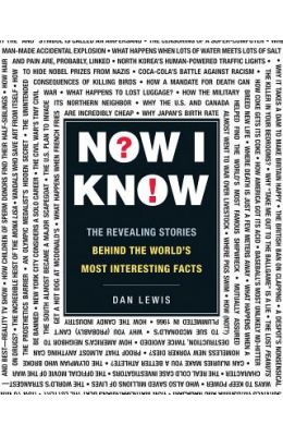 Now I Know : The Revealing Stories Behind The Worlds Most Interesting Facts