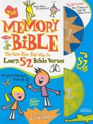 The Memory Bible: The Sure-Fire Way To Learn 52 Bible Verses