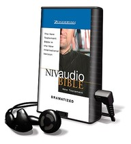 New Testament-NIV [With Headphones]
