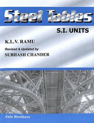 Steel Tables Si Units
