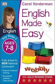 English Made Easy : Ages 7 To 8 Key Stage 2