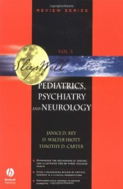 Sleep Well Pediatrics Psychiatry & Neurology Vol 3