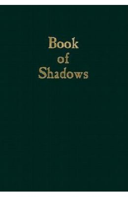 Book of Shadows: Large (Blank Book)