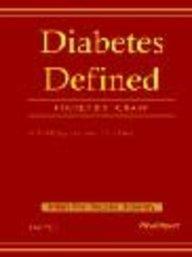 Diabetes Defined: Pocket Dictionary