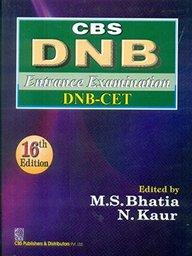 Cbs Dnb Entrance Examination : Dnb-Cet
