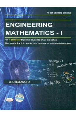 Engineering Mathematics 1 For 1 Sem Diploma