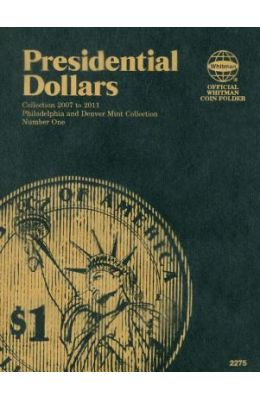 Presidential Dollars: Philadelphia and Denver Mint Collection, Number One