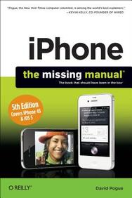 iPhone 5: The Missing Manual