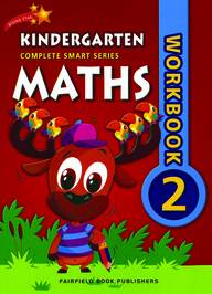 Kindergarten Complete  Smart  Series  Maths  Workbook  2