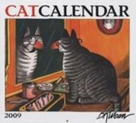 2009 Catcalendar: B.Kliban Wall Calendar