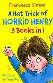 Hat Trick Of Horrid Henry 3 Books In 1
