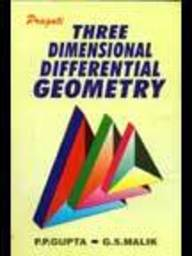 Three Dimensional Differential Geometry