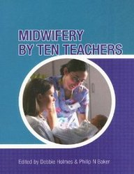 Midwifery By Ten Teachers Cp