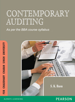Contemporary Auditing : For Chaudhary Charan Singh University