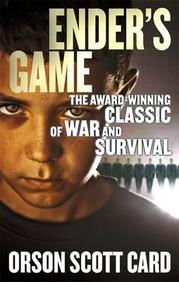 Enders Game : The Award Winning Classic Of War & Survival