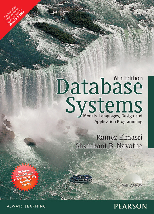 Database Systems:Models Languages Design & Application Programming