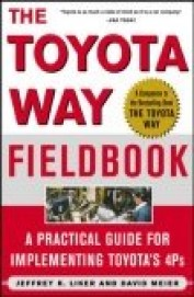 Toyota Way Field Book : A Practical Guide For Implementing Toyotas 4ps