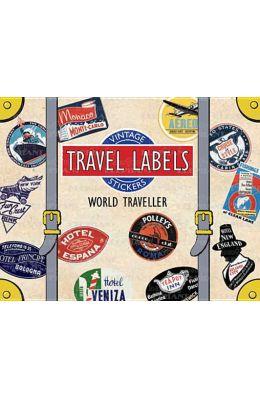 World Traveler Luggage Labels