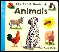 My First Book Of Animals (Bb)