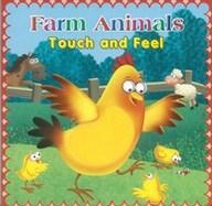 Farm Animals  : Touch & Feel