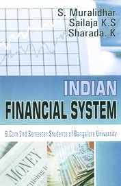 Indian Financial System For Bcom 1 Sem : Bu