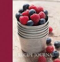 Berry Recipe Journal