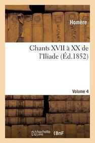 Notes Sur Le Xixe Chant de L'Iliade