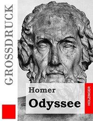 Odyssee (Großdruck) (German Edition)
