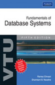 Fundamentals Of Database Systems - Vtu