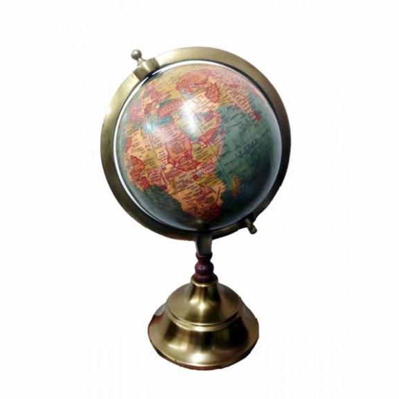 Library Globe with Gyro Mount