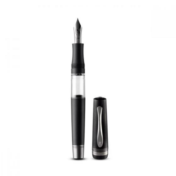 Windsor Matte Black Fountain Pen