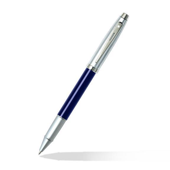 9308 Blue Barrel Rollerball Pen
