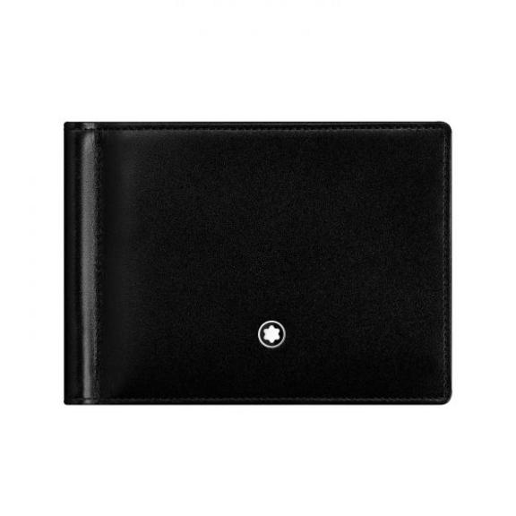 Meisterstuck Wallet 6CC With Money Clip