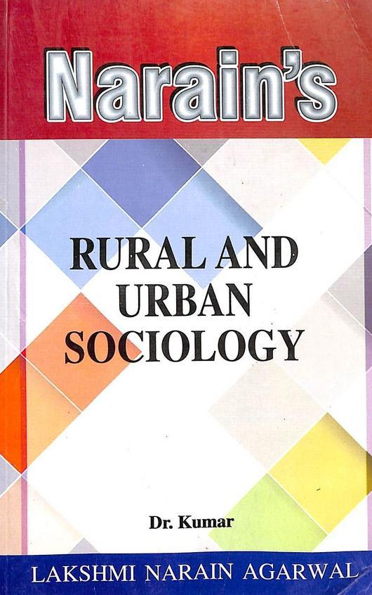 Rural & Urban Sociology