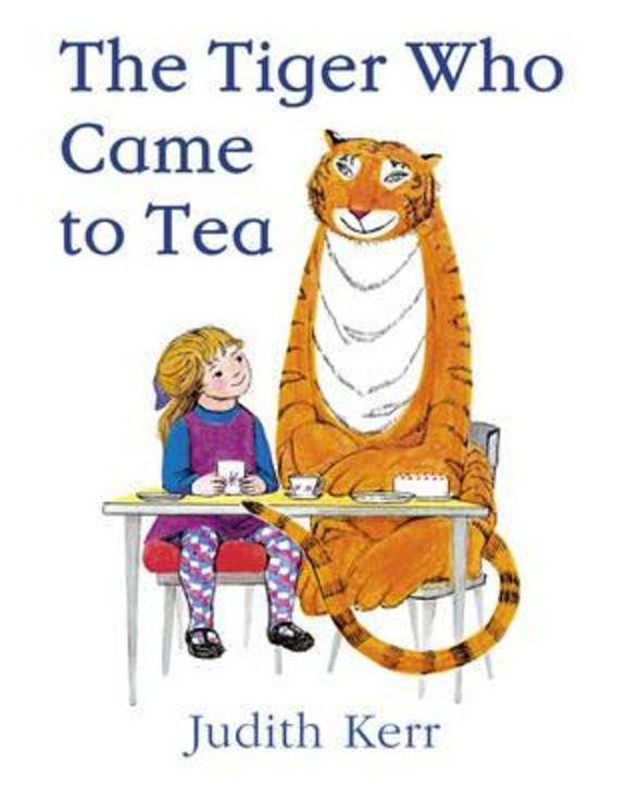Tiger Who Came To Tea