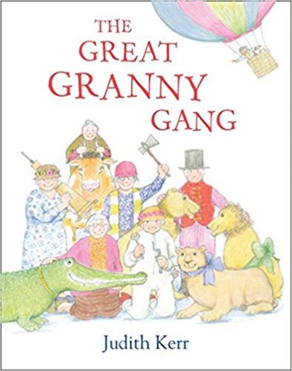 Great Granny Gang