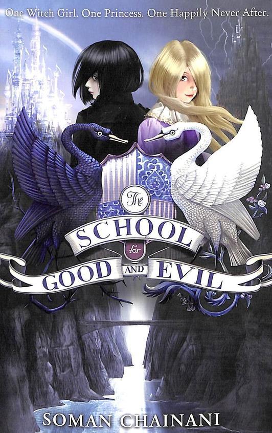 School For Good & Evil 01