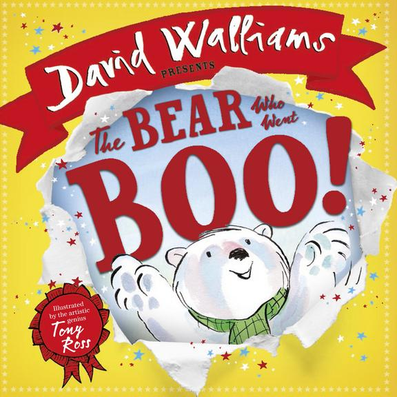 Bear Who Went Boo