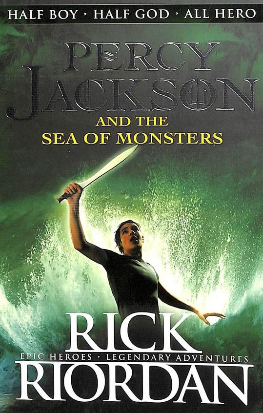 Sea Of Monsters : Percy Jackson