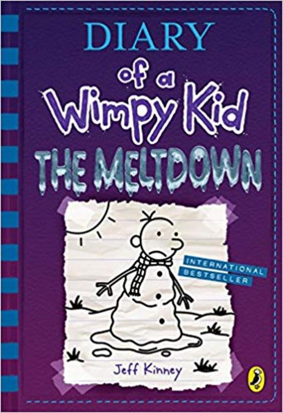 Diary Of A Wimpy Kid 13 : The Meltdown Book