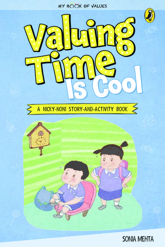 My Book Of Values : Valuing Time Is Cool