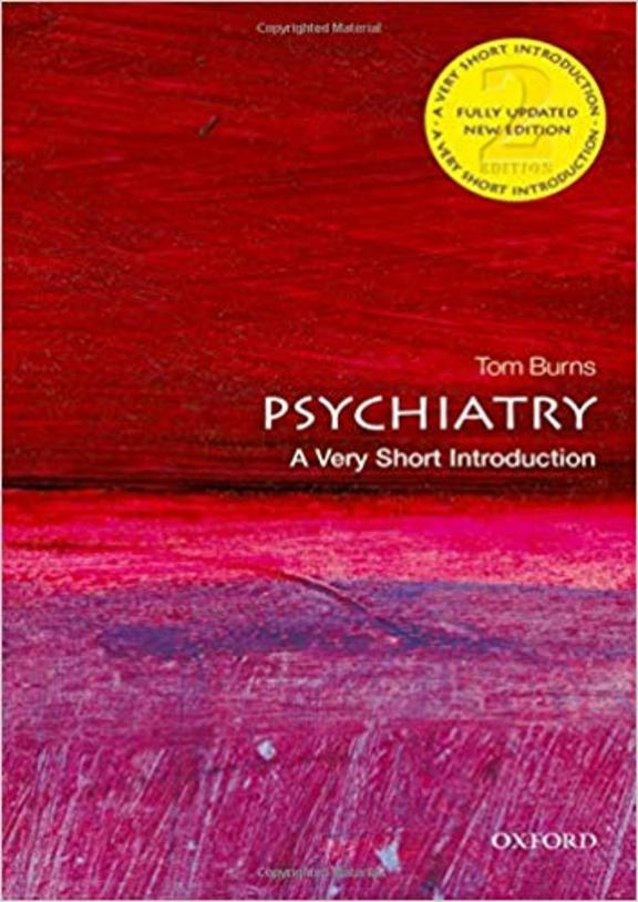 Psychiatry :  A Very Short Introduction
