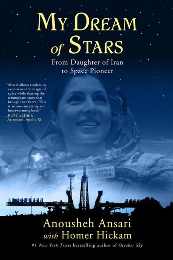 My Dream Of Stars From Daughter Of Iran To Space Pioneer