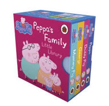 Peppa Pig : Peppas Family Little Library